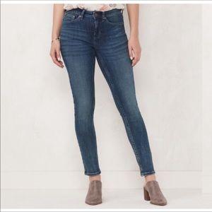 HP🎉 NWT LC Lauren Conrad skinny jeans - 2